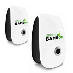 Double ultrason greenbamboo anti souris et rats